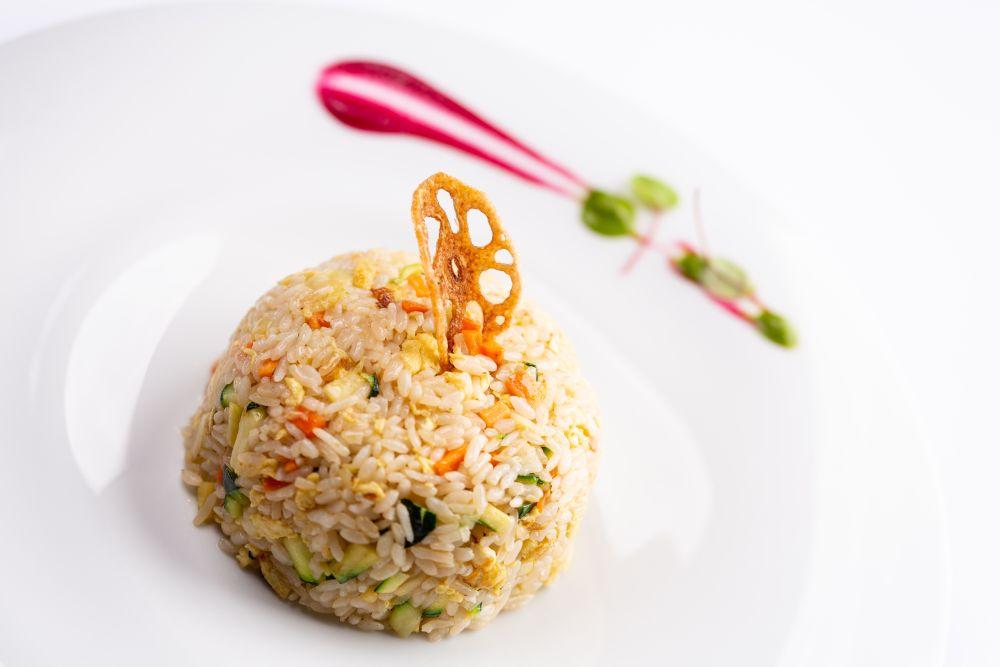 RISO SALTATO CON VERDURE - Menu pranzo - Ristorante giapponese Tokyo a Como