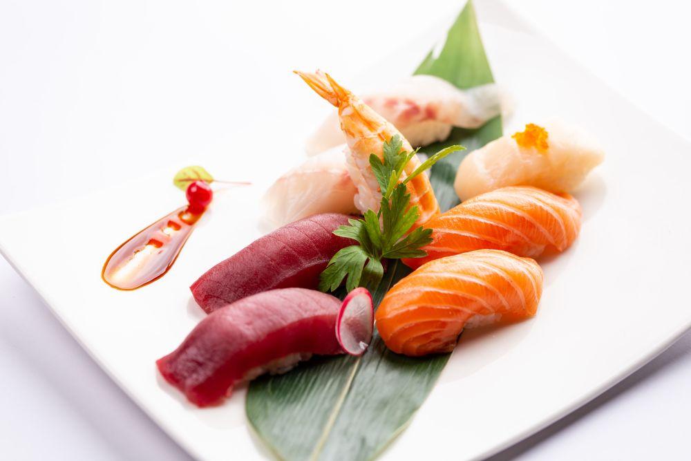 SUSHI MISTO - Menu pranzo - Ristorante giapponese Tokyo a Como