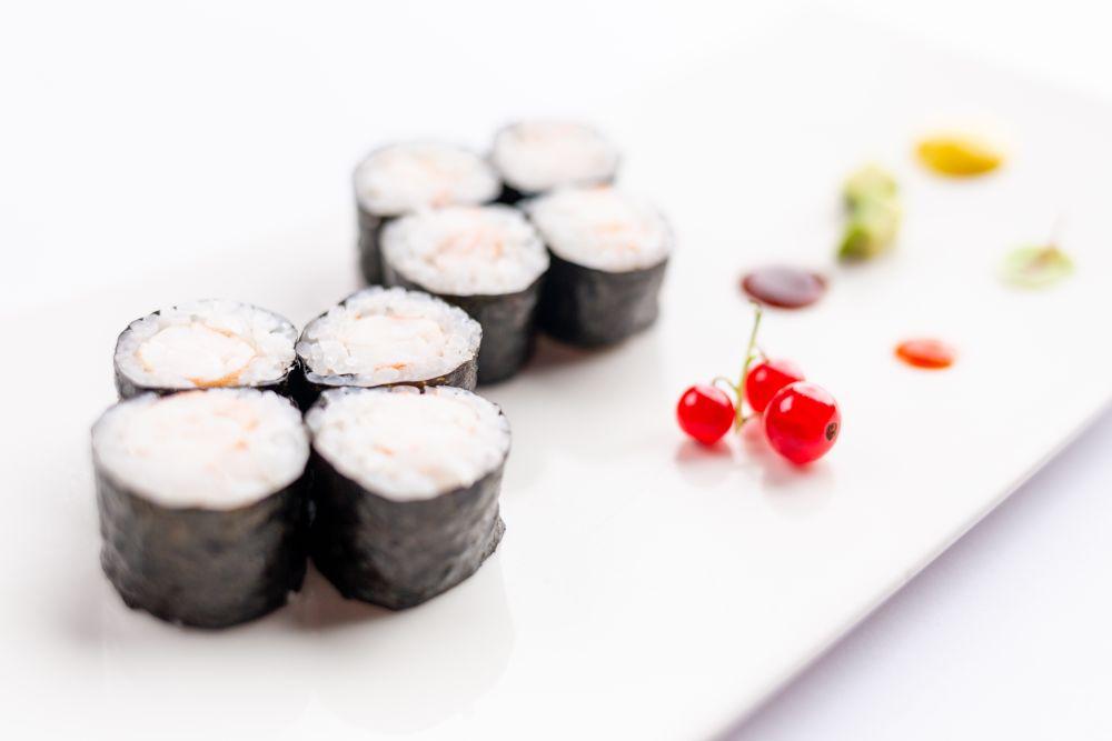EBI MAKI - Menu pranzo - Ristorante giapponese Tokyo a Como